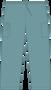 Mobb Unisex Drawstring/Elastic Scrub Pants gray blue