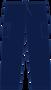 Mobb Unisex Drawstring/Elastic Scrub Pants dark blue