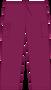 Mobb Unisex Drawstring/Elastic Scrub Pants pink