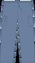 Mobb Tall Drawstring/Elastic Scrub Pants Gray