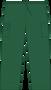 Mobb Tall Drawstring/Elastic Scrub Pants Green