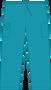 Mobb Tall Drawstring/Elastic Scrub Pants Aqua