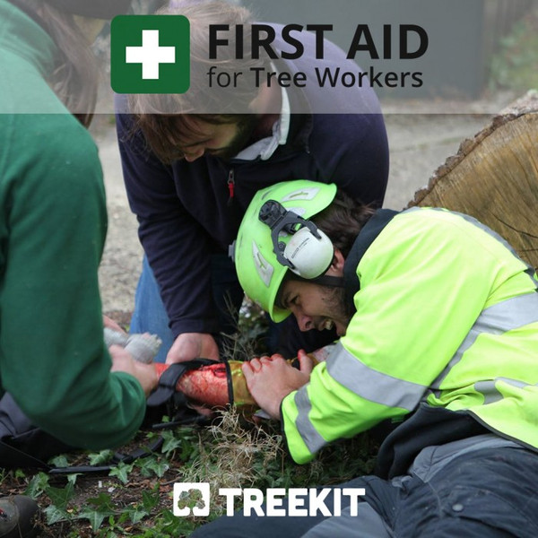 First Aid for Treeworkers Course - FATW +F +A - 7th October 2021