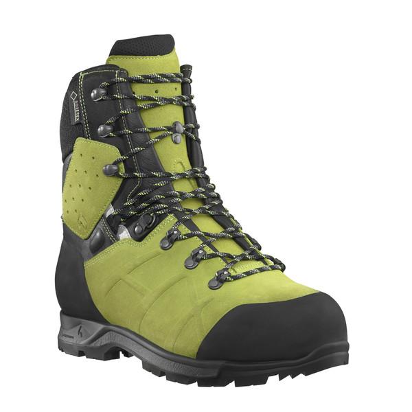 Haix - Protector Ultra GTX 2.0 Arborist Chainsaw Boots (Lime Green)