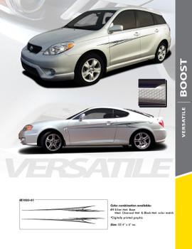 BOOST : Universal Style Automotive Vinyl Graphics