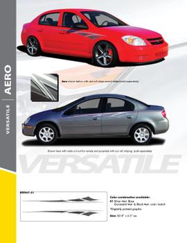 AERO : Universal Style Vinyl Graphics Kit