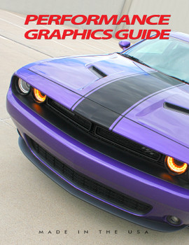 PERFORMANCE GRAPHIC GUIDE AND COLOR CHART