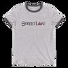 Street Law Ringer T-Shirt