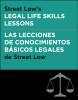 Street Law's Legal Life Skills