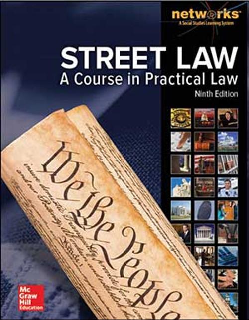 Street Law Textbook (Ninth Edition)