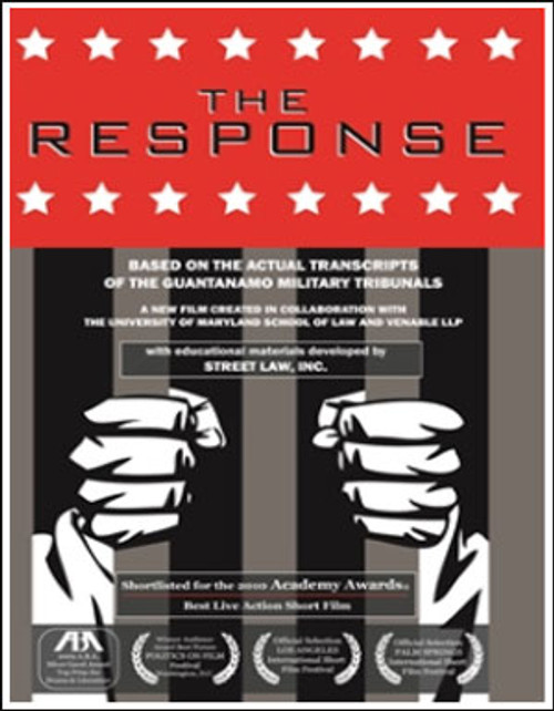 The Response DVD and Lesson Plans