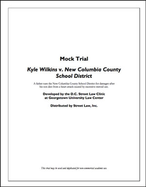 Kyle Wilkins v. New Columbia County School District