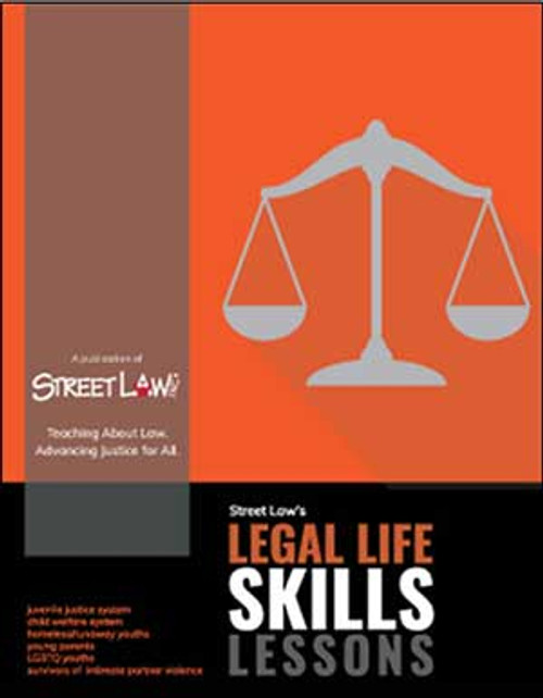 Legal Life Skills Lessons (complete curriculum) (PDF version)