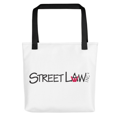 Street Law Tote