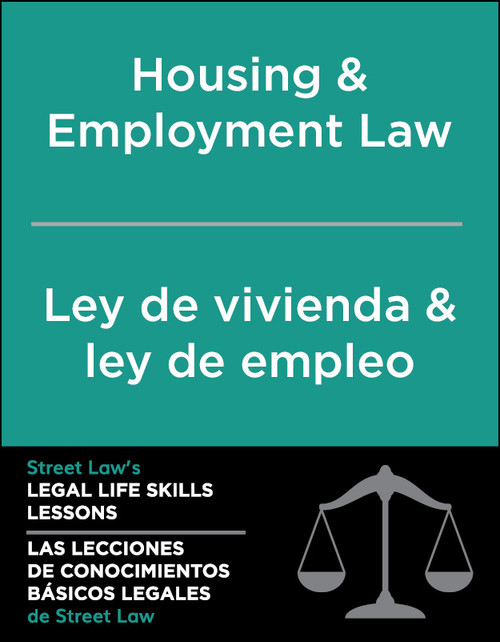 Unit 1:  Housing & Employment | Ley de vivienda & ley de empleo (PDF)