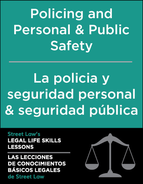 Unit 3: Policing and Personal & Public Safety | La policia y seguridad personal & seguridad pública (PDF)