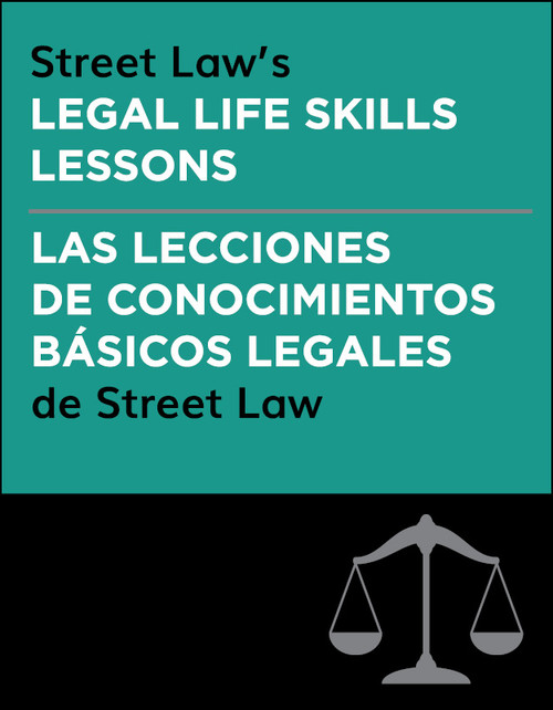 Street Law's Legal Life Skills Curriculum (PDF)