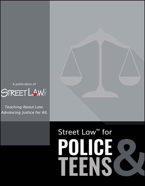 Street Law for Police & Teens