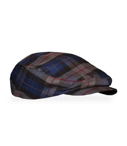 Plaid Golf Cap - 'Par 5' Mens Limited Orion