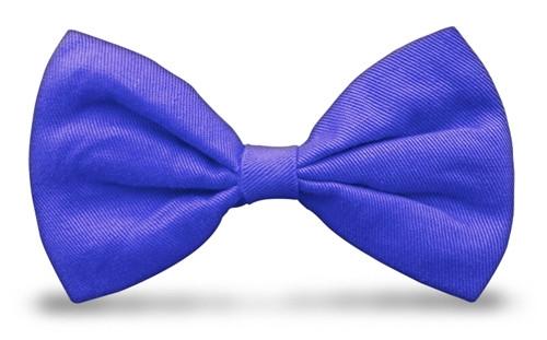 Bow Ties - Royal Blue
