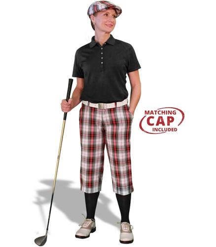 Golf Outfit Women - Dress Stewart & Black