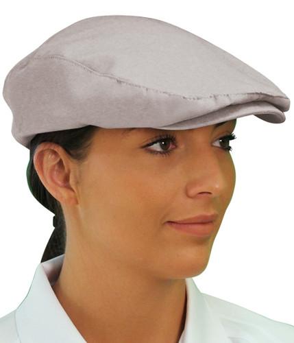 Golf Cap - 'Par 3' Ladies Taupe Microfiber