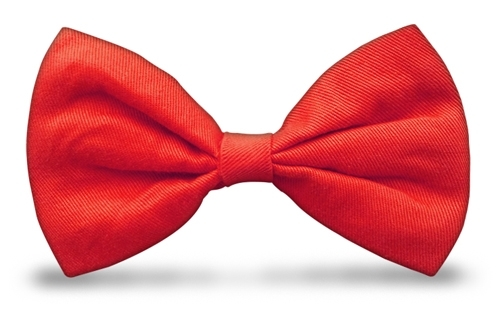Bow Ties - Red