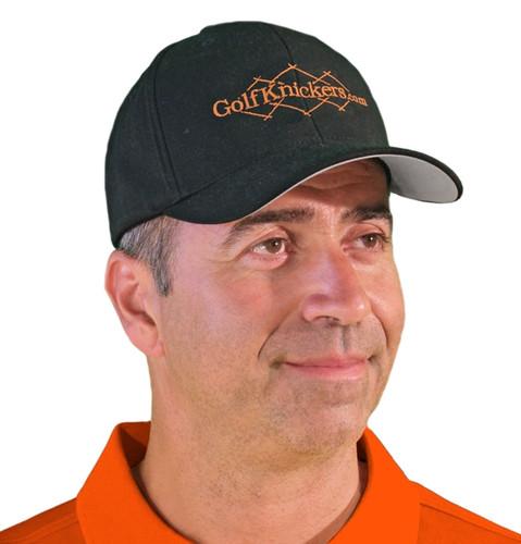 Ball Cap - 'Active Series' Mens Orange