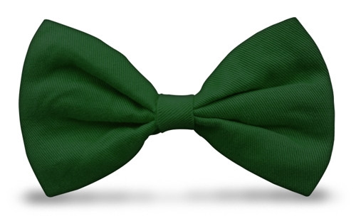Bow Ties - Dark Green