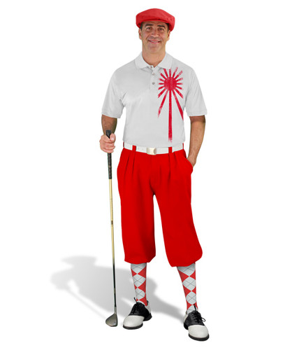 Golf Knickers - Japanese Homeland Outfit