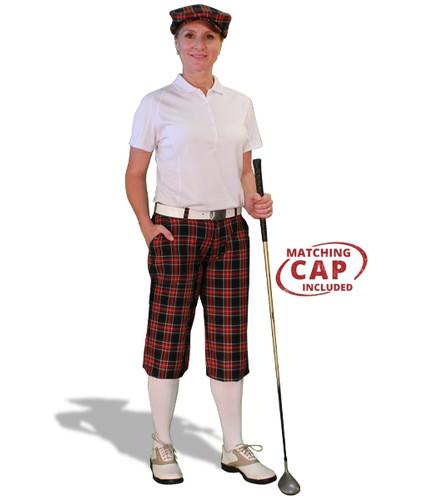 Golf Outfit Women - Navy Stewart & White
