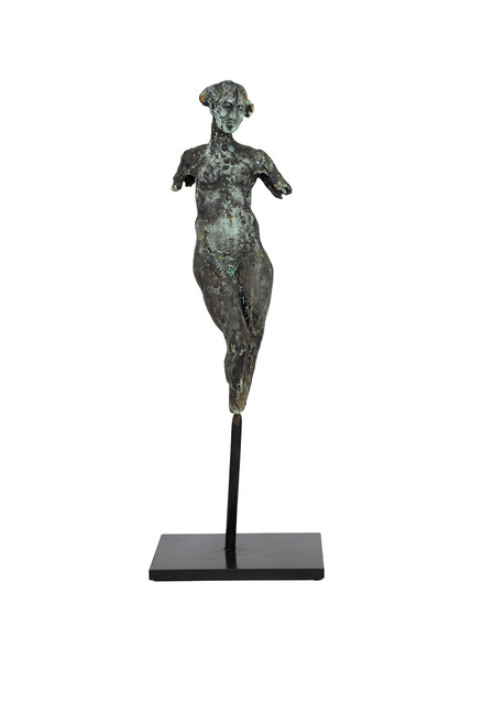 """Artemisa"" Limited-Edition Bronze Casting Sculpture by Roneld Lores"