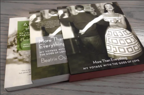 "Book Box: ""More than Everything & A Piece of Me"" by Beatrix Ost"