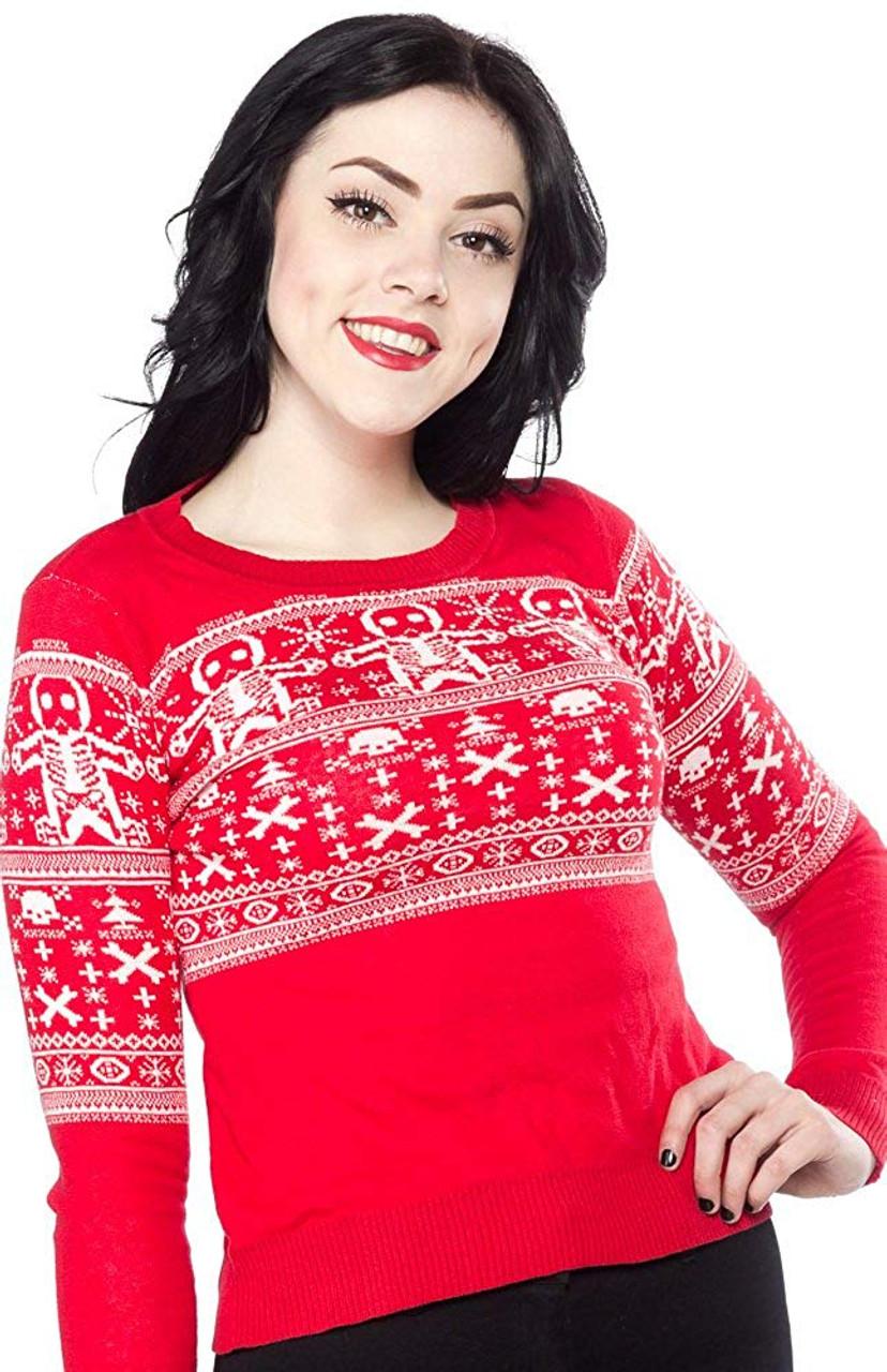 1f86538e211 Sourpuss Gingerdead Sweater - Suicide Glam Australia