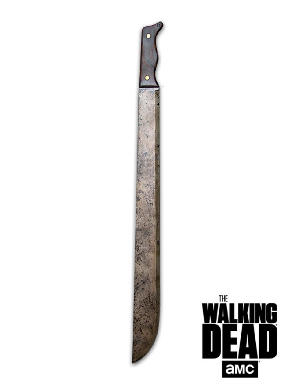 d3857440bf5b The Walking Dead Rick Grimes' Machete Prop