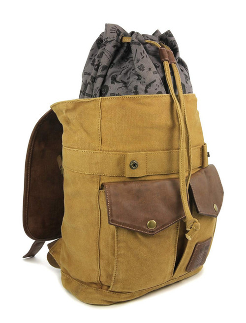 516ae98d591d The Walking Dead Rick Grimes' Sheriff Backpack