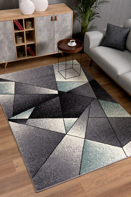 Comfort Area Rug - CO4470AGYBL