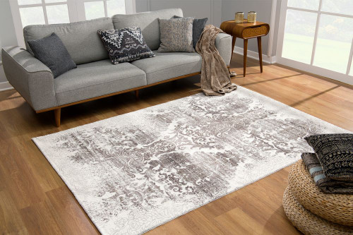 Sicily Area Rugs - SI8440GY