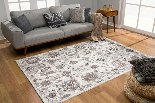 Sicily Area Rugs - SI1251GY