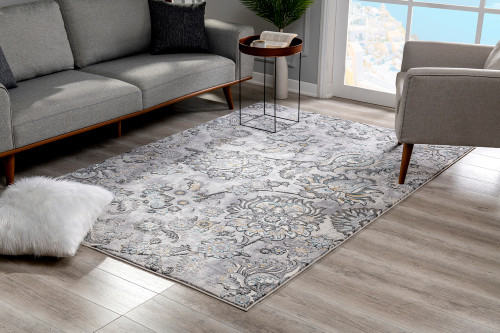 Sydney Area Rugs - SY7539GY
