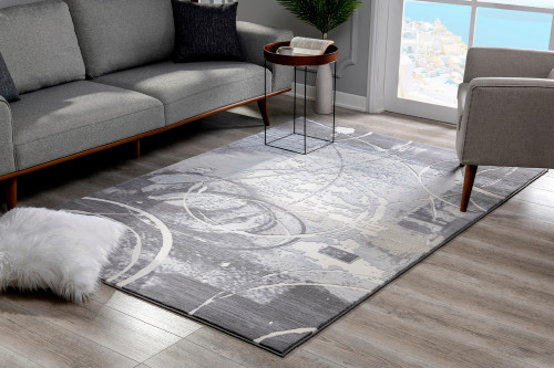 Sydney Area Rugs - SY6950GY