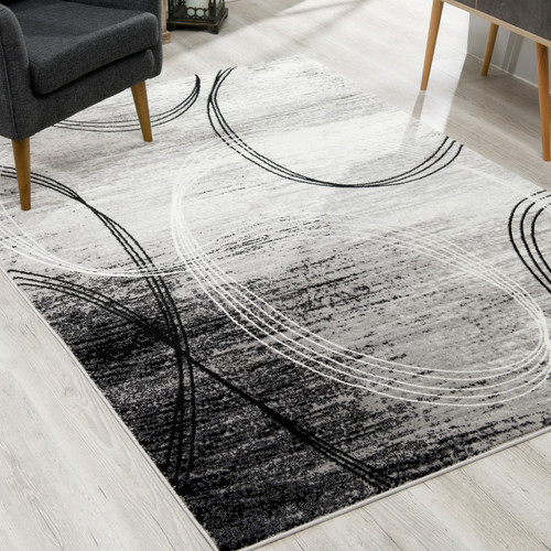 Vegas Area Rugs - VE6687GY