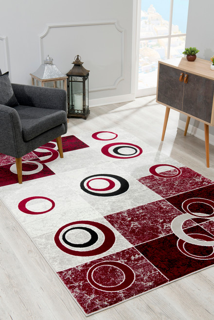 Vegas Area Rugs - VE6704RD