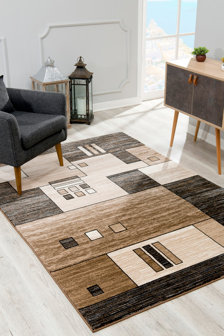 Vegas Area Rugs - VE6969BG
