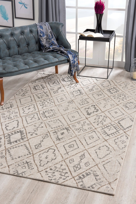 Velit Indoor/Outdoor Rugs - VEL2080IV