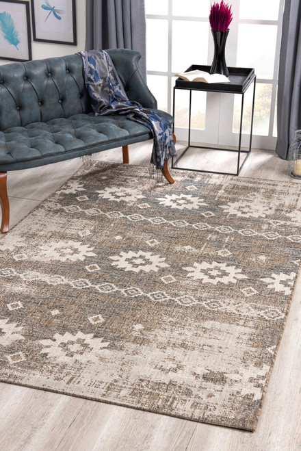 Velit Indoor/Outdoor Rugs - VEL2117BG