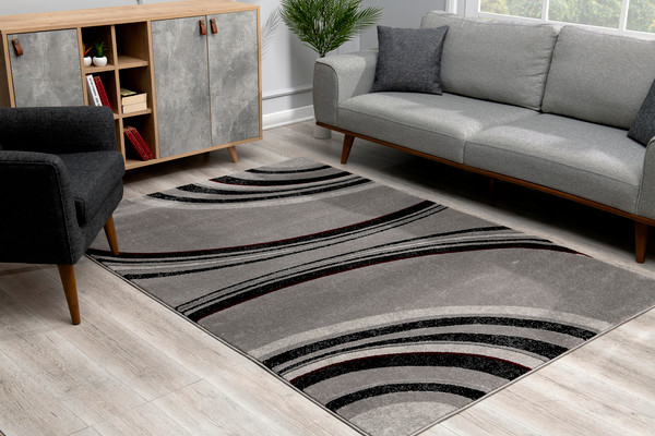 Vegas Area Rugs - VE1888GY