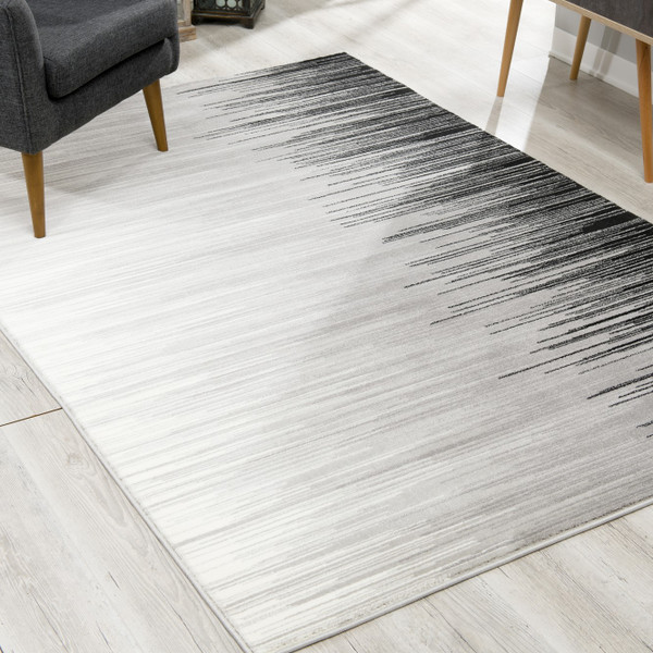 Vegas Area Rugs - VE7100BK