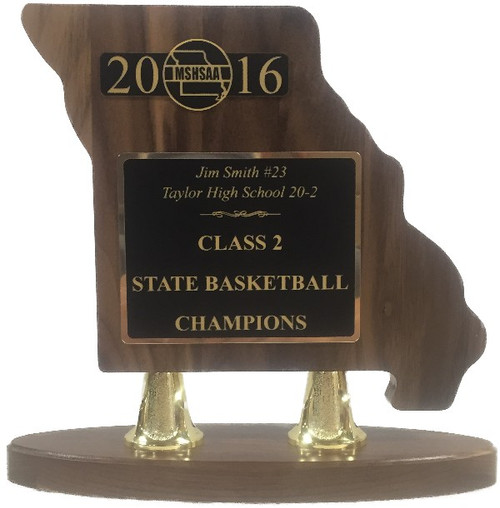 MSHSAA Mini Trophy