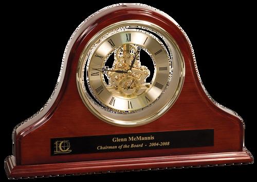 Grand Piano Mantle Clock